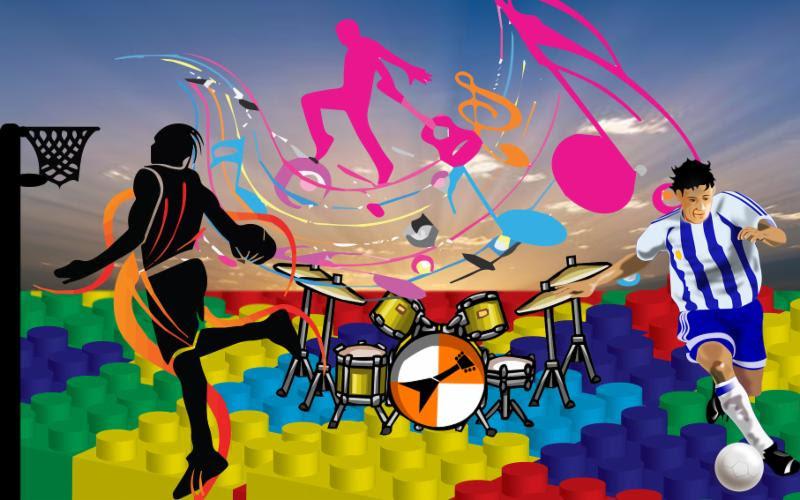 Bricks Music Sports Holiday Camp